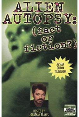 alien autopsy fact or fiction film tv 1995 premi alien autopsy fact or fiction full screen dvd 1995