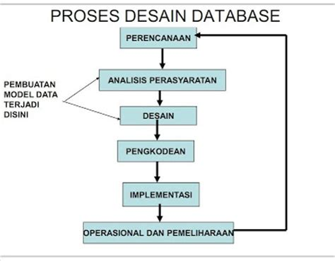 contoh desain relational database chaerani irma lita model data desain database