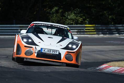 Porsche Racing News by Amazing 2017 Kremer Porsche 997 K3 Road Car Packs 911
