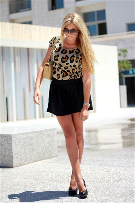 brown leopard print zara shirts camel chanel bags