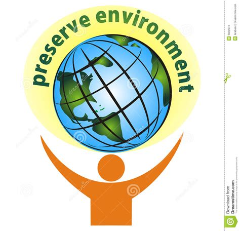preserve environment stock image image 9820941