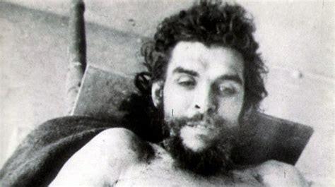 che guevara para nias descubren fotos in 233 ditas de la muerte del che guevara bolivia