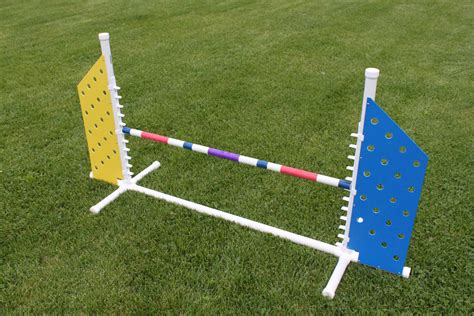 agility jumps adjustable jumps agility equipment by mountain pet products