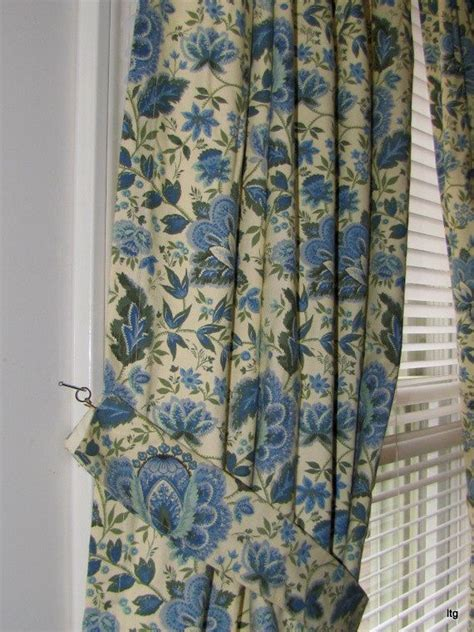 waverly floral curtains 10 best ideas about waverly curtains on pinterest
