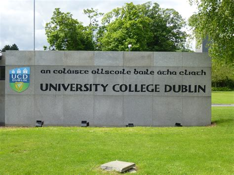 College Dublin Mba Program by College Dublin My Adventure