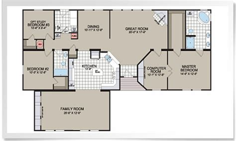 mobile home floorplans modular homes floor plans and prices modular home floor