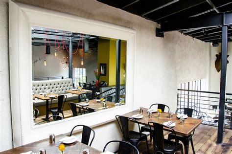 Table No 10 Restaurant Interior Design San Diego Interior Designer San Diego