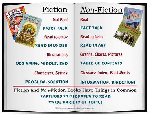 non fiction fiction vs non fiction francine