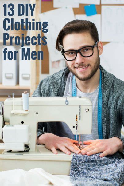 diy projects for men 13 diy clothing projects for men