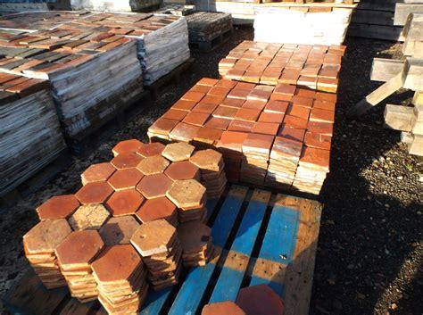 Handmade Quarry Tiles - reclaimed floor quarry tiles for sevenoaks