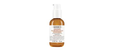 Kiehls Smoothing Infused what are the best hair serum products liveglam