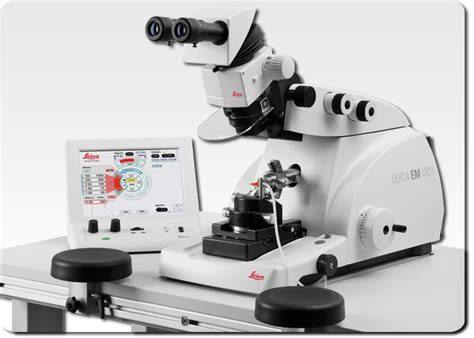 ultramicrotome sectioning leica uc7 ultramicrotome for sem tem mager