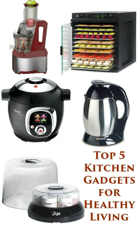 Top 17 Healthy Kitchen Gadgets | clean eating top 5 kitchen gadgets for healthy living