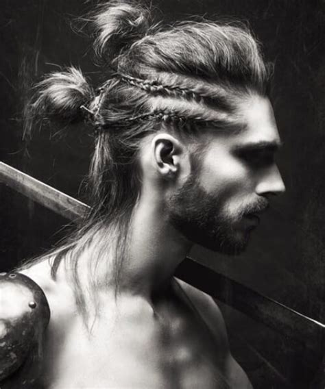 viking braids for men meaning 45 cool and rugged viking hairstyles menhairstylist com