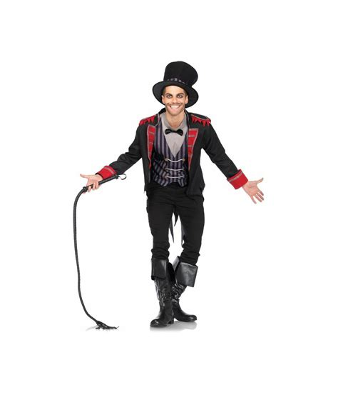 mens ringmaster costume circus costumes circus halloween costume for the entire