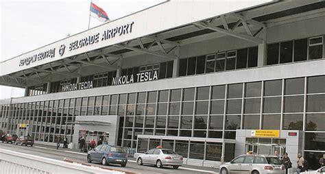 Aerodrom Nikola Tesla Beograd Beograd Uhapšen Magacioner Koji Je Ukrao Oružje Bh Index