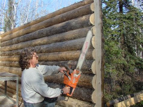 Building A Small Cabin In The Woods by Cabin Building Workshop Education Alaska Trappers