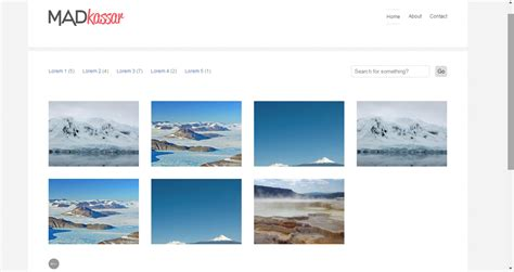 b templates the top 10 best templates for photo gallery blogs