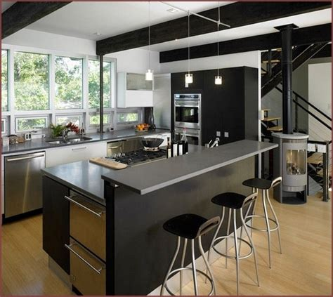 contemporary kitchen islands with seating small kitchen island ideas with seating home design