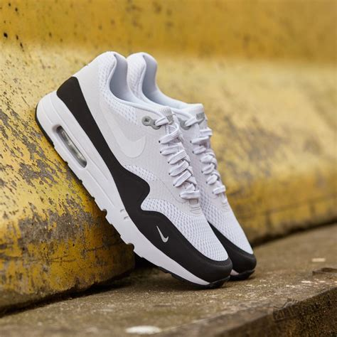 Nike Airmax One Grey Black nike air max 1 ultra essential white white black wolf