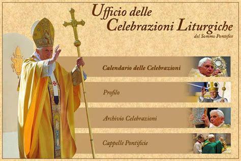 ufficio celebrazioni liturgiche di www maranatha it ufficio delle celebrazioni