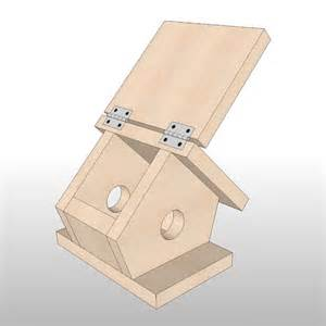 simple bird house plans 1000 images about fuglehuse birdhouse on