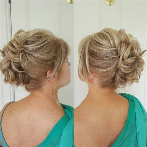 elegant hairstyles mother bride 50 ravishing mother of the bride hairstyles relaxed updo