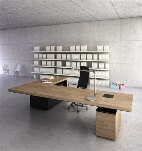 modern executive desks office furniture best 25 office table ideas on office table