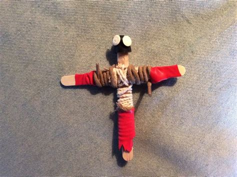 How To Make A Paper Voodoo Doll - how to make a voodoo doll out of paper www pixshark