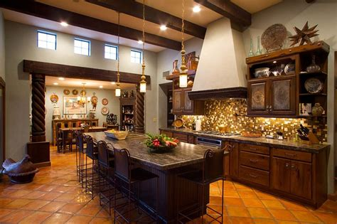 modern mexican kitchen design wonderful modern mexican kitchen interior design ideas for