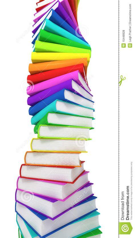 imagenes libres libros torre de libros stock de ilustraci 243 n imagen de pink