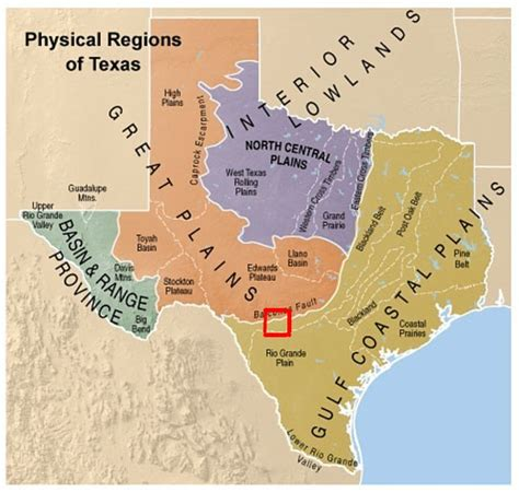 map of texas regions east gulf coastal plain large river floodplain forest
