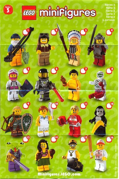 Lego The Original Minifigures Series image gallery lego minifigures all series