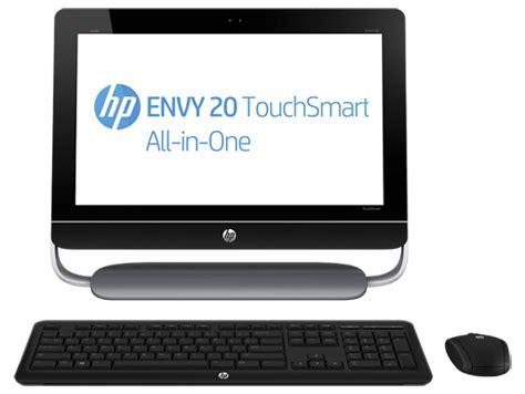 Desktop All In One Hp Envy 20 D230d Touchsmart 2 hp envy 20 d000 touchsmart all in one desktop pc series