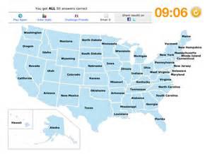 50 states map quiz 50 states sporcle