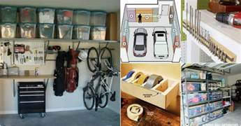 organizing or organising 49 brilliant garage organization tips ideas and diy