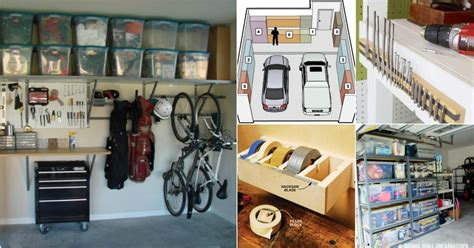 how to organize ideas 49 brilliant garage organization tips ideas and diy
