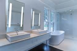 ada bathroom mirror ada mirrors backlit mirrors aamsco lighting