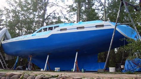 sailboat project the big sailboat project episode 9 trailer youtube
