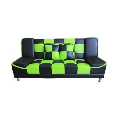 Wellington S Sofa Bed Vituse Hijau jual best furniture wellington s chess sofa bed hitam