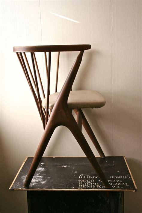 Danish Chair Design by Vintage Wooden Danish Modern Child S Chair Sibast