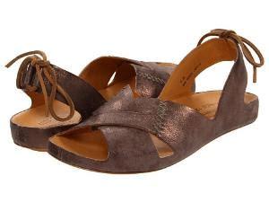 kork ease bette vacchetta kork ease hailey wedge sandal