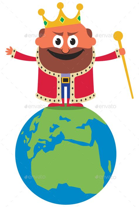 King Of The World king of the world by malchev graphicriver