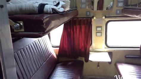 Ac Akari 1 Pk Second ac class cabin vs coupe indian railways