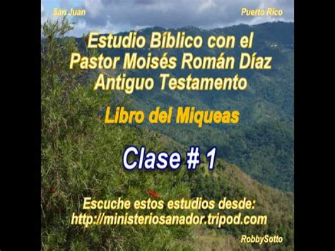 libro roman things to make libro del profeta miqueas clase 1 pastor mois 233 s rom 225 n d 237 az youtube