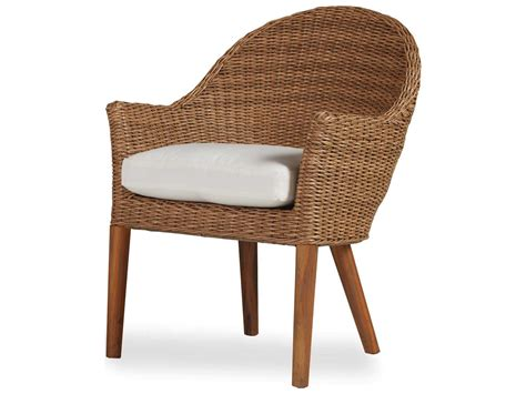 Replacement Armchair Cushions by Lloyd Flanders Tobago Replacement Dining Arm Chair Seat
