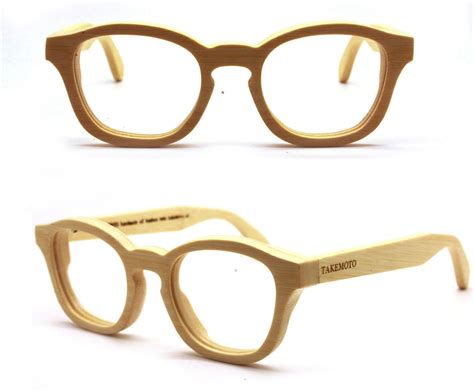 Handmade Optical Frames - handmade vintage bamboo glasses eyeglasses mjx1103 by takemoto