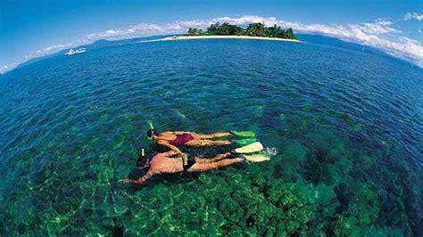 port douglas tour small great barrier reef island tour port douglas