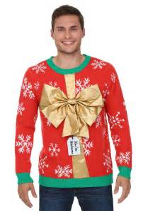 Wonderful Plus Size Ugly Christmas Sweaters #1: Christmas-present-sweater.jpg