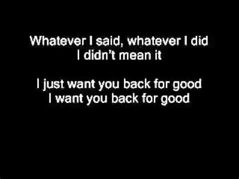 back for good take that back for good boyce avenue cover lyrics youtube